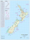 Gregory's New Zealand