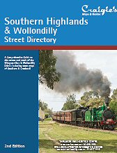 craigies street directories - maps - Alpine - Alymerton - Appin - Balmoral - Bargo - Berrima - Berrima Junction - Bowral - Braemar - Bundanoon - Burradoo - Burrawang - Buxton - Colo Vale - Couridjah - Douglas Park - Exeter - Fitzroy Falls - Hill Top - Maldon - Medway - Menangle - Mittagong - Moss Vale - Mowbray Park - Mt Hunter - Oakdale - Penrose - Picton - Robertson - Silverdale - Sutton Forest - Tahmoor - The Oaks - Thirlmere - Warragamba - Welby - Wilton - Wingello - Yanderra - Yerrinbool