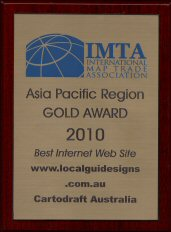 IMTA Award - 2010 - Best Internet Website