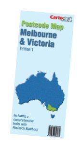 Australian postcode map